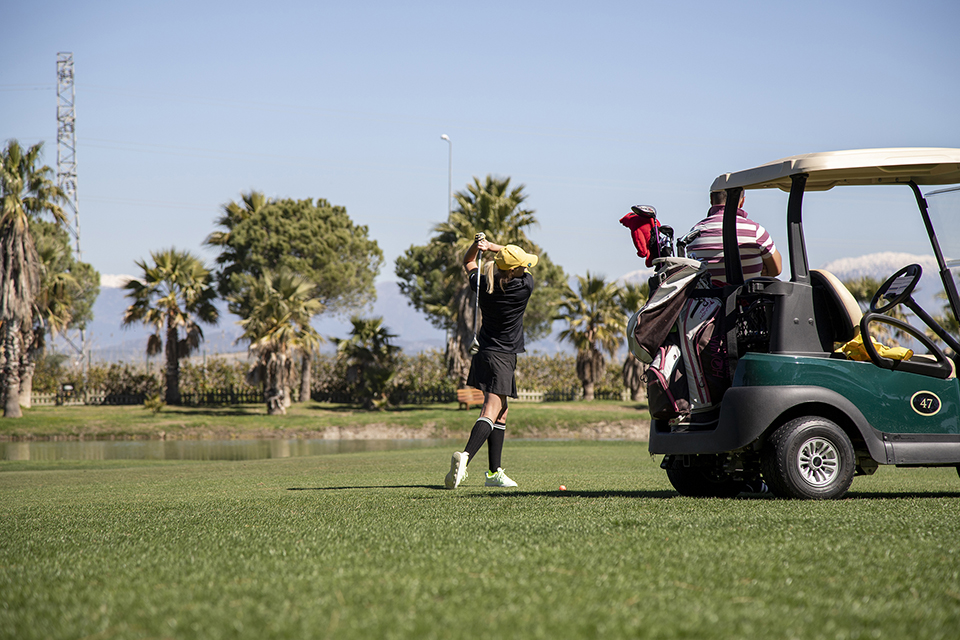 Sebahat Özaltın ladies golf turnuvası...